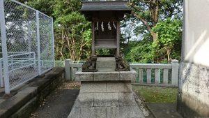赤塚諏訪神社 薬師神社・稲荷神社・大国神社