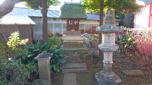 新井天神北野神社 御嶽神社