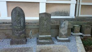 西熊野神社 境内末社・庚申塔・青面金剛像