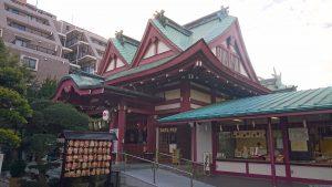 八幡八雲神社 拝殿