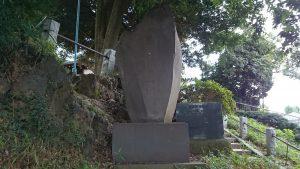 高松八幡神社 練馬高松富士 富士講碑