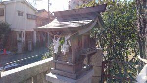元宿堰稲荷神社 元宮祠 (2)