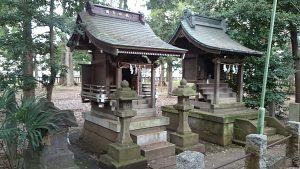 高松八幡神社 須賀神社他末社