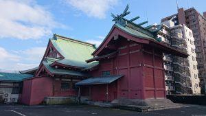 八幡八雲神社 本殿