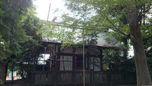 高松八幡神社 本殿覆殿