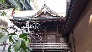 隅田川神社 本殿