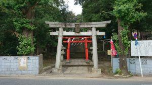 高松八幡神社 一の鳥居