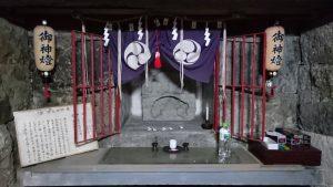 江島杉山神社 宗像三女神・弁財天祠