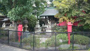 八幡八雲神社 境内社