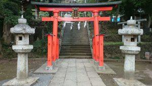 高松八幡神社 二の鳥居