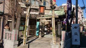 深川稲荷神社 全景
