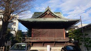 八幡八雲神社 神楽殿