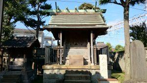 高砂天祖神社 八雲神社