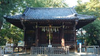 前野熊野神社(東熊野神社)