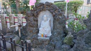 江島杉山神社 弁財天坐像