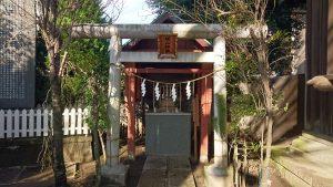 八幡八雲神社 横山神社