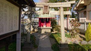 志茂熊野神社 梛野原稲荷神社