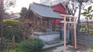志茂熊野神社 水神宮