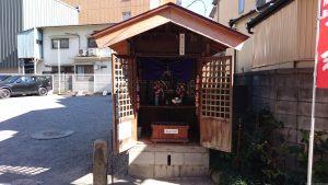元宿神社 大師堂