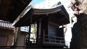 元宿神社 本殿