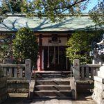 千住大川町氷川神社
