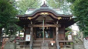 春日神社(練馬区春日町)