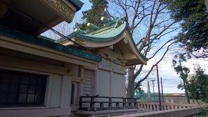 志茂熊野神社 本殿