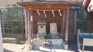 元宿神社 八幡大菩薩像