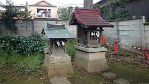 春日神社(練馬区春日町) 稲荷神社
