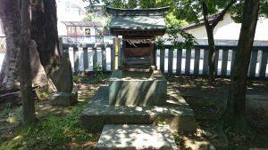 稲城青渭神社 稲荷神社