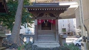 板橋区氷川町氷川神社 古峯神社