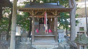 板橋区氷川町氷川神社 稲荷神社