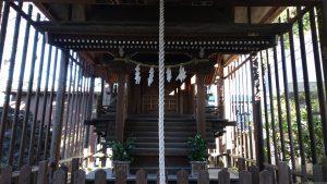 千住仲町氷川神社 三峯神社・稲荷神社