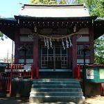 稲城市東長沼青渭神社