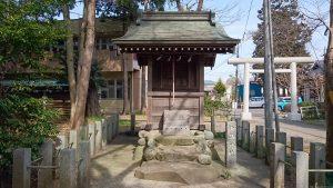 二宮神社(小河大明神) 諏訪神社