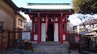 白幡八幡神社(千住宮元町)