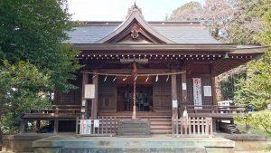 二宮神社(小河大明神)