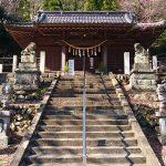 氷川神社(八王子市高尾町)