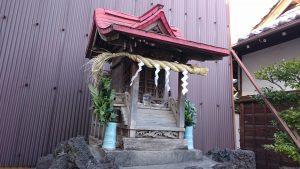 押上天祖神社 三峯神社 (2)