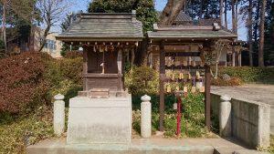 二宮神社(小河大明神) 荒波々伎神社
