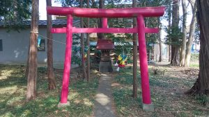 二宮神社(小河大明神) 稲荷神社