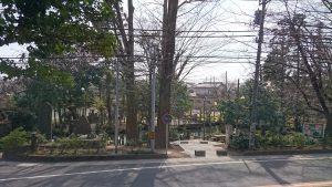 二宮神社(小河大明神) お池入り口