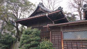 柳原稲荷神社 本殿