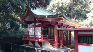 百草八幡神社 本殿