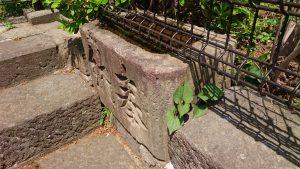 東山稲荷神社(東山藤稲荷神社) 水鉢