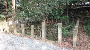 阿伎留神社 まいまいず井戸