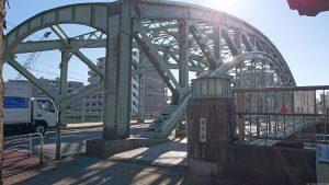 芭蕉稲荷神社 萬年橋