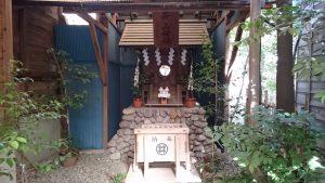 梅田神明宮 井上神社