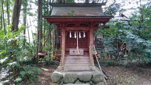 阿伎留神社 大鳥神社