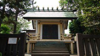 嶺天祖神社